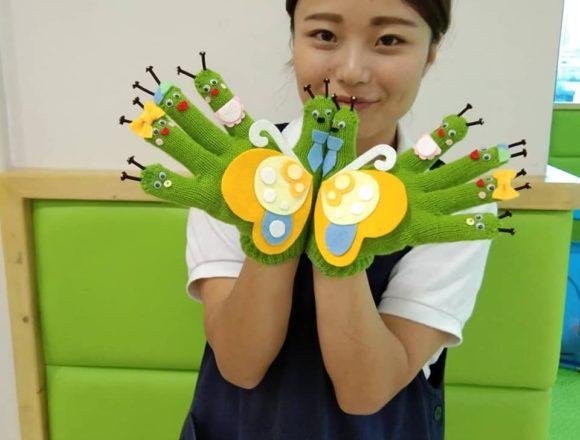手作り手袋シアター